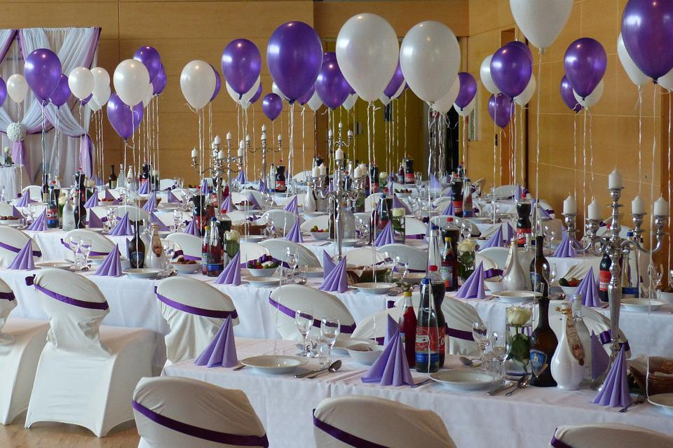 free photo wedding table banquet table free image on pixabay 460365