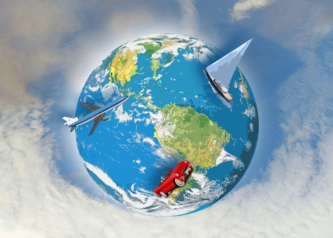 Mondo, Agenzia, Viaggio, Vacanza