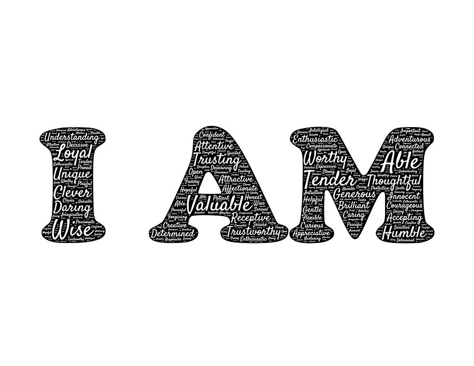 I Am, Being, Be, Am, Wholeness, Spirit, Full, Spiritual