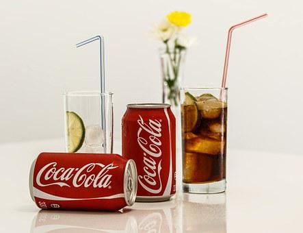 Coca Cola, Cold Drink, Soft Drink, Coke