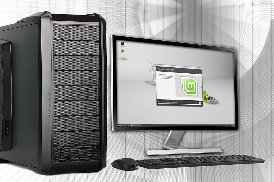 Buro Pc Computer Kostenloses Foto Auf Pixabay