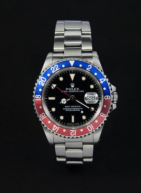 Free Photo Rolex Wrist Watch Clock Gmt Free Image On