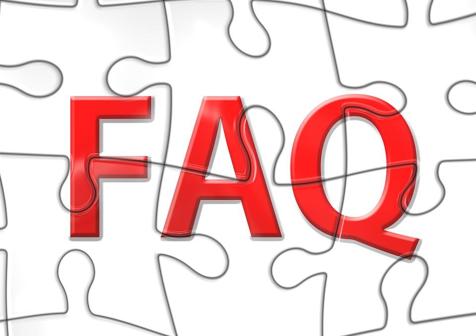 Faq, Puzzle, Puzzleteile, Fragen, Hilfe, Unterstützung