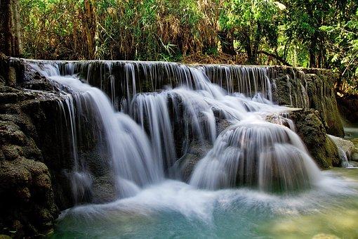 Cascadas, Naturaleza, Río, El Agua