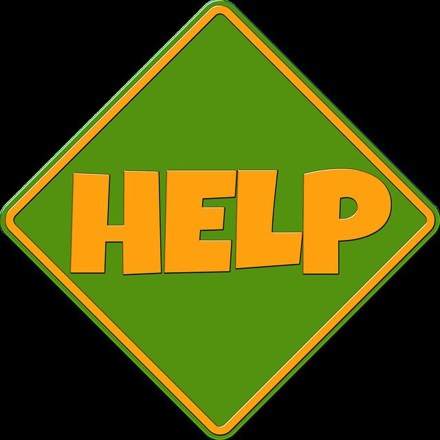 Free illustration: Road Sign, Help, Street Sign - Free Image on ...