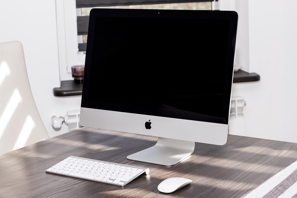 kostenloses foto imac pc es apple inc computer. Black Bedroom Furniture Sets. Home Design Ideas