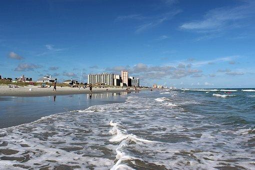 60 Miles Coastline Myrtle Beach