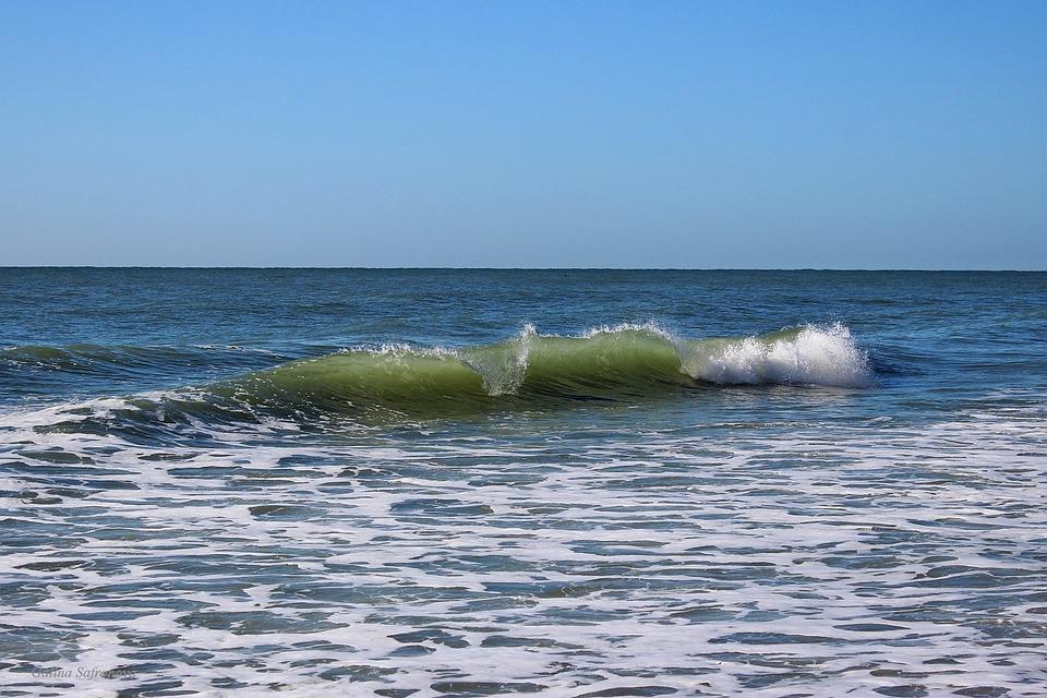 Myrtle Beach South Carolina Ocean Atlantic