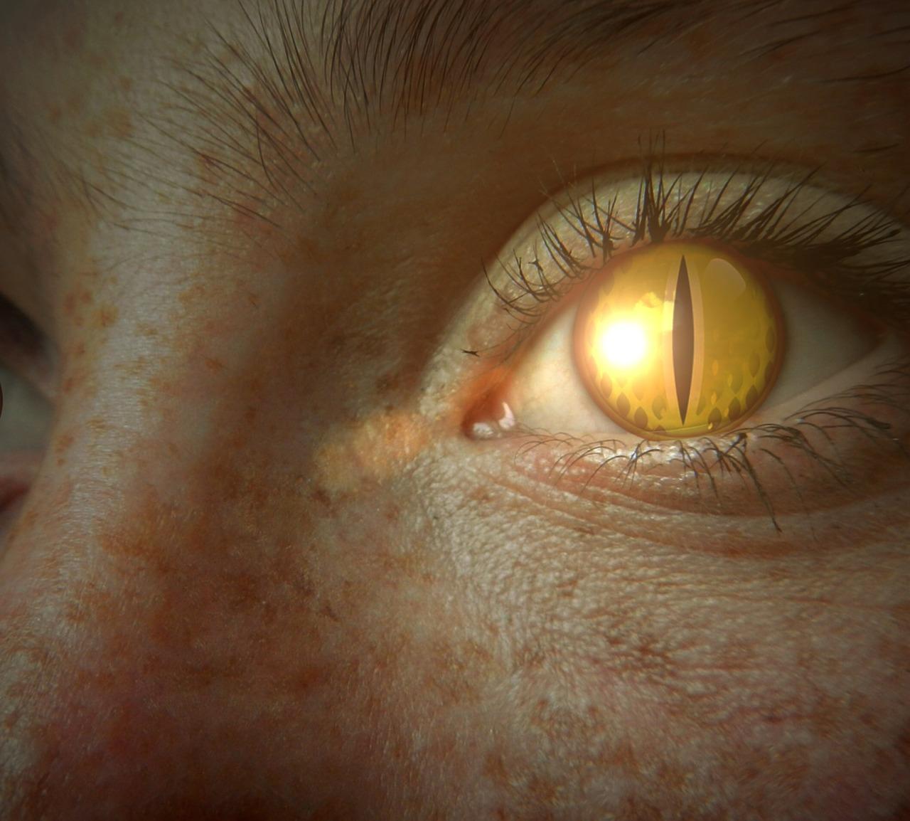 Картинки с желтыми глазами фото