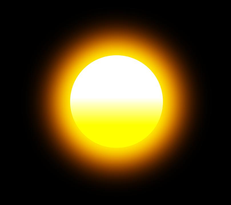 Sun Star Sunlight Glow Universe Astronomy Science