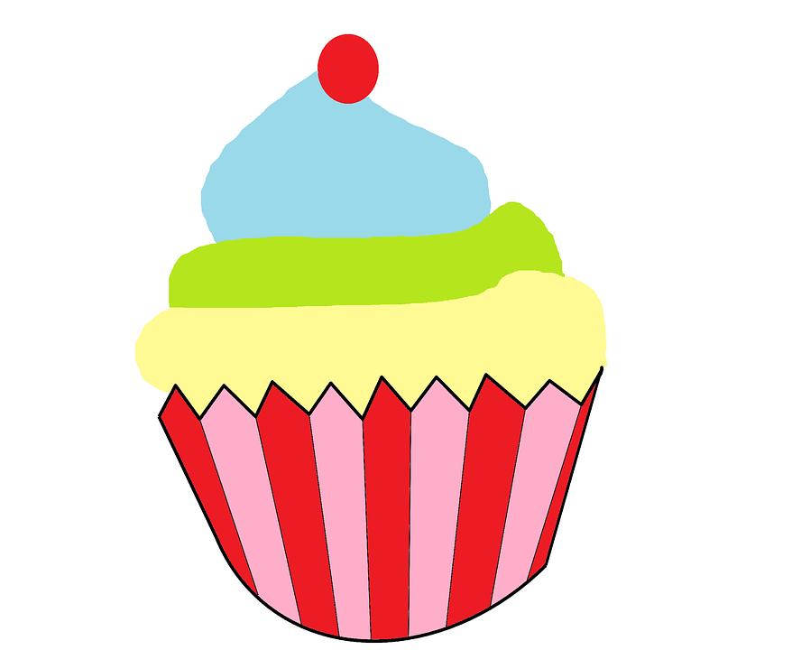 Cupcake Dessert Food Free Image On Pixabay