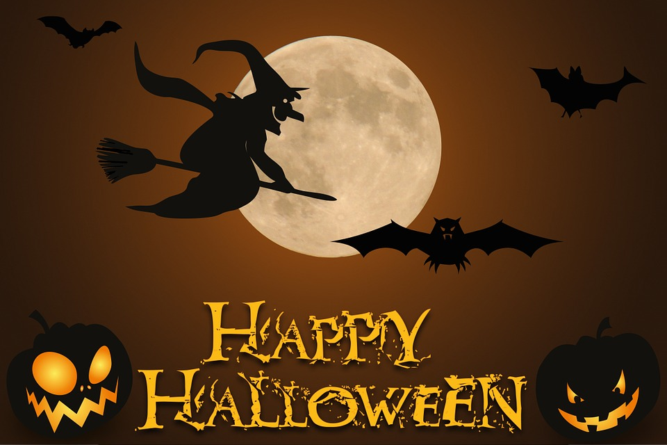illustration gratuite halloween lune magic nuit image gratuite sur pixabay 468026. Black Bedroom Furniture Sets. Home Design Ideas