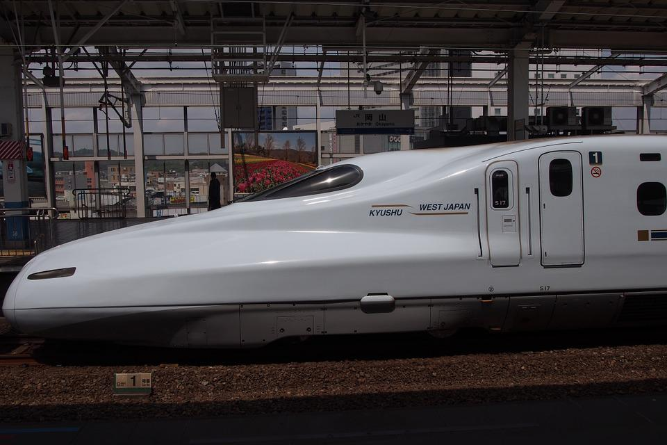 Japans Shinkansen Express facts stats