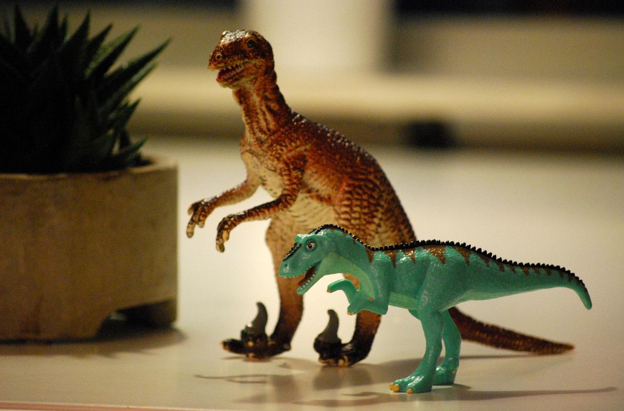 habitat dinosaure