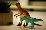 dinosaur, toy, t-rex