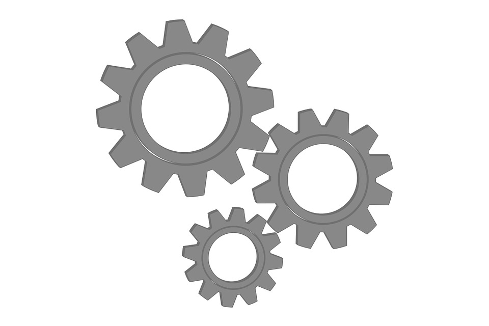 Free illustration: Gear, Gears, Graphic, Transmission - Free Image ...