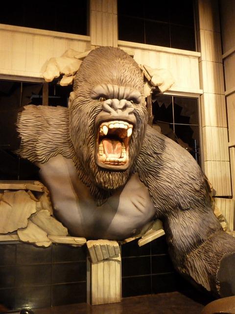 King Kong Wax Museum Figure 183 Free Photo On Pixabay