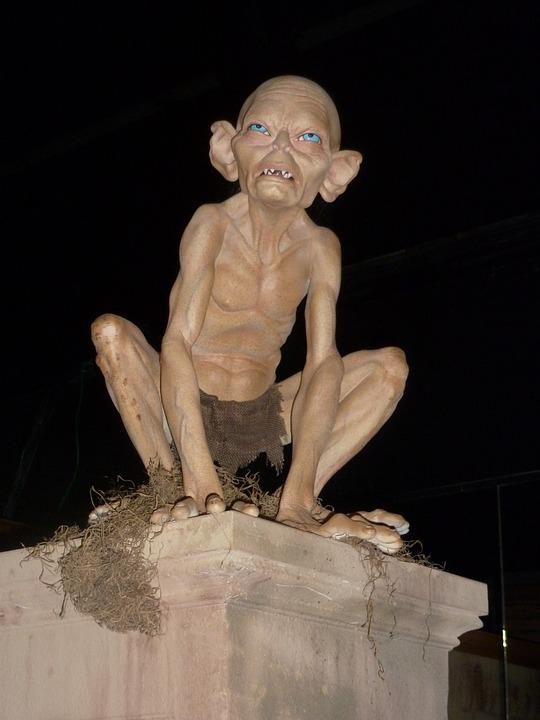 Gollum: Lord of the rings