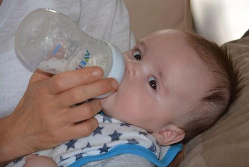 first infant milk