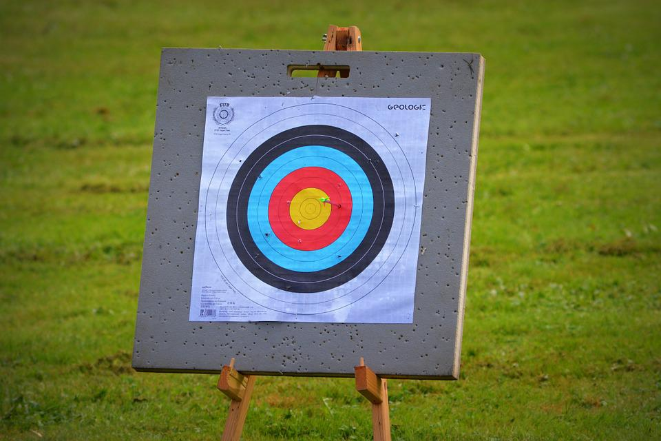 Archery, Arrow, Goal, Sports, Focus