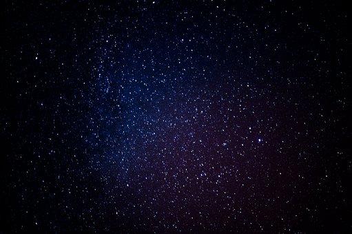 Milky Way Star Night Starry Sky Space
