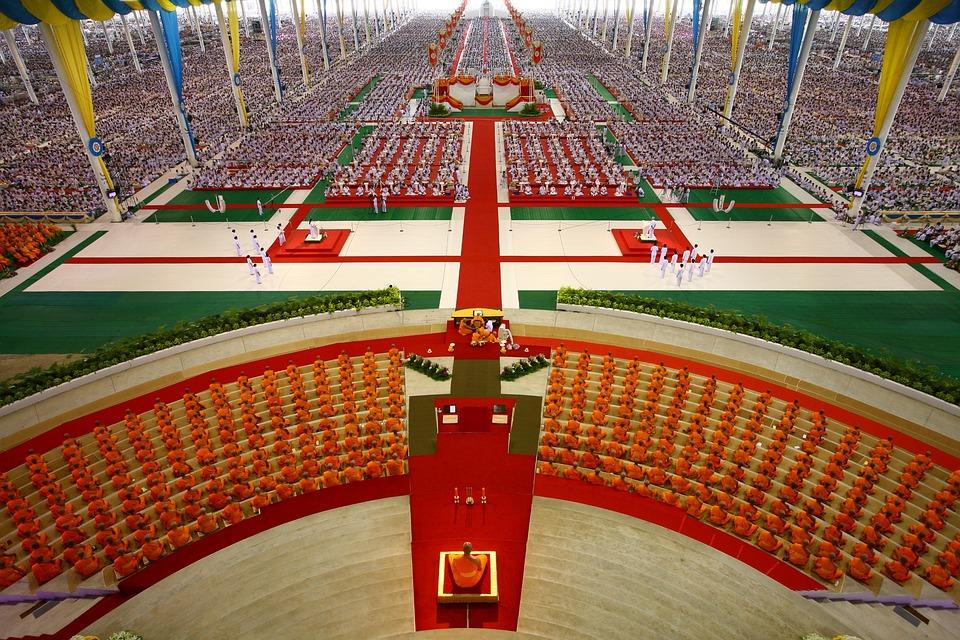 Buddhists Meditate Thailand Free Photo On Pixabay