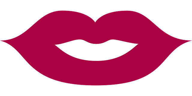 Lips Kiss Woman 183 Free Vector Graphic On Pixabay