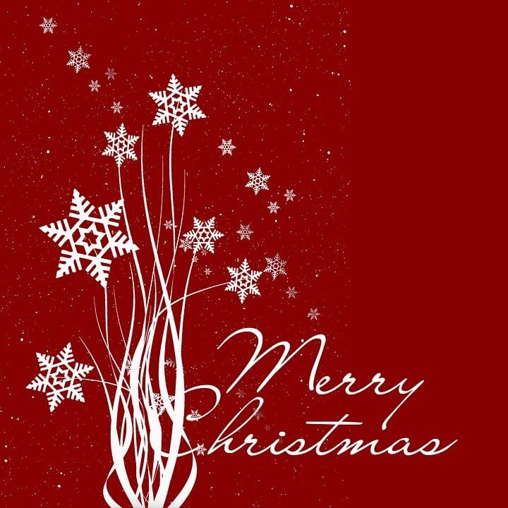 Weihnachtskarte <b>Weihnachten</b> Rot · Kostenloses Bild auf Pixabay