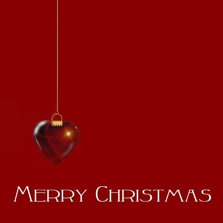 Herz Liebe Weihnachten · Kostenloses Bild auf Pixabay