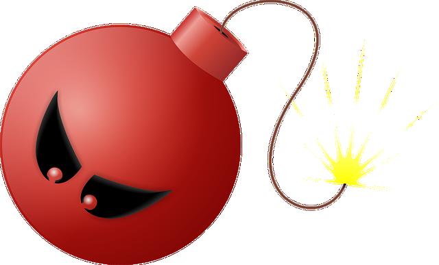 free illustration  bomb  explode  anger  stress  angry - free image on pixabay