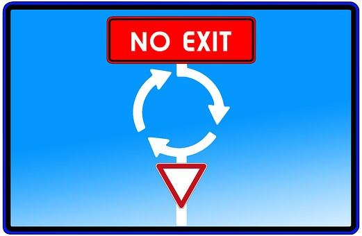 Hopelessness, Output, Exit