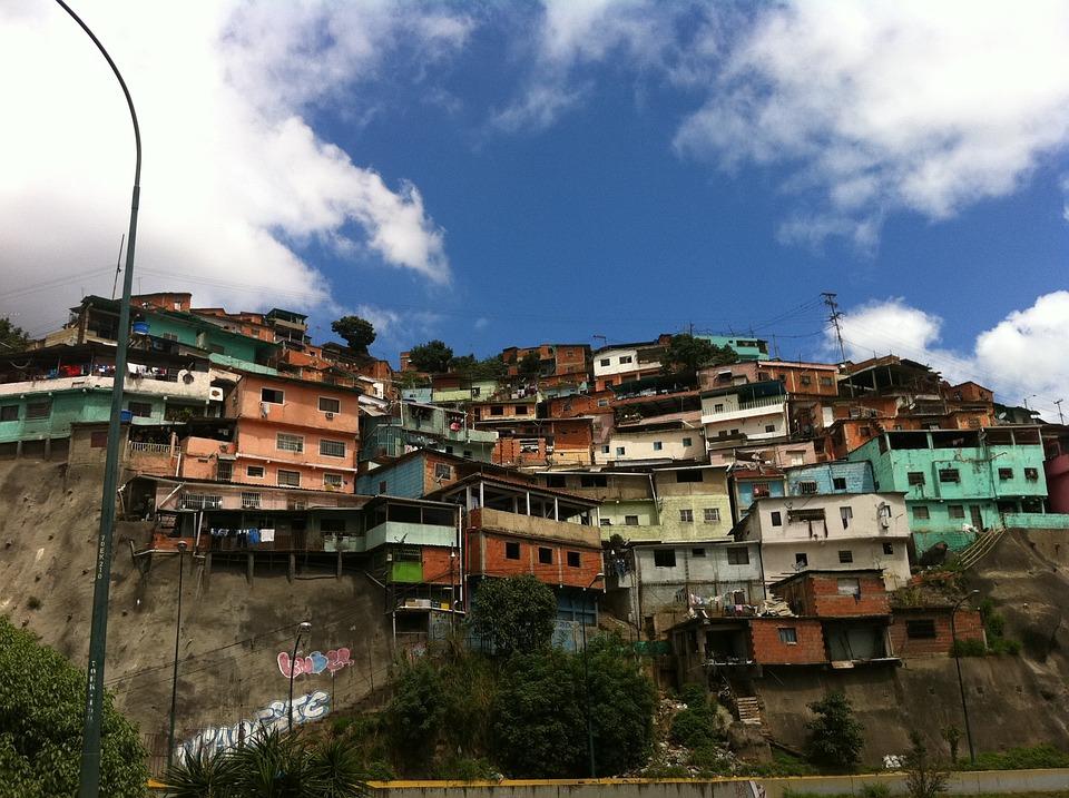 Caracas, Venezuela, Barriada, Bairro Venezuelano