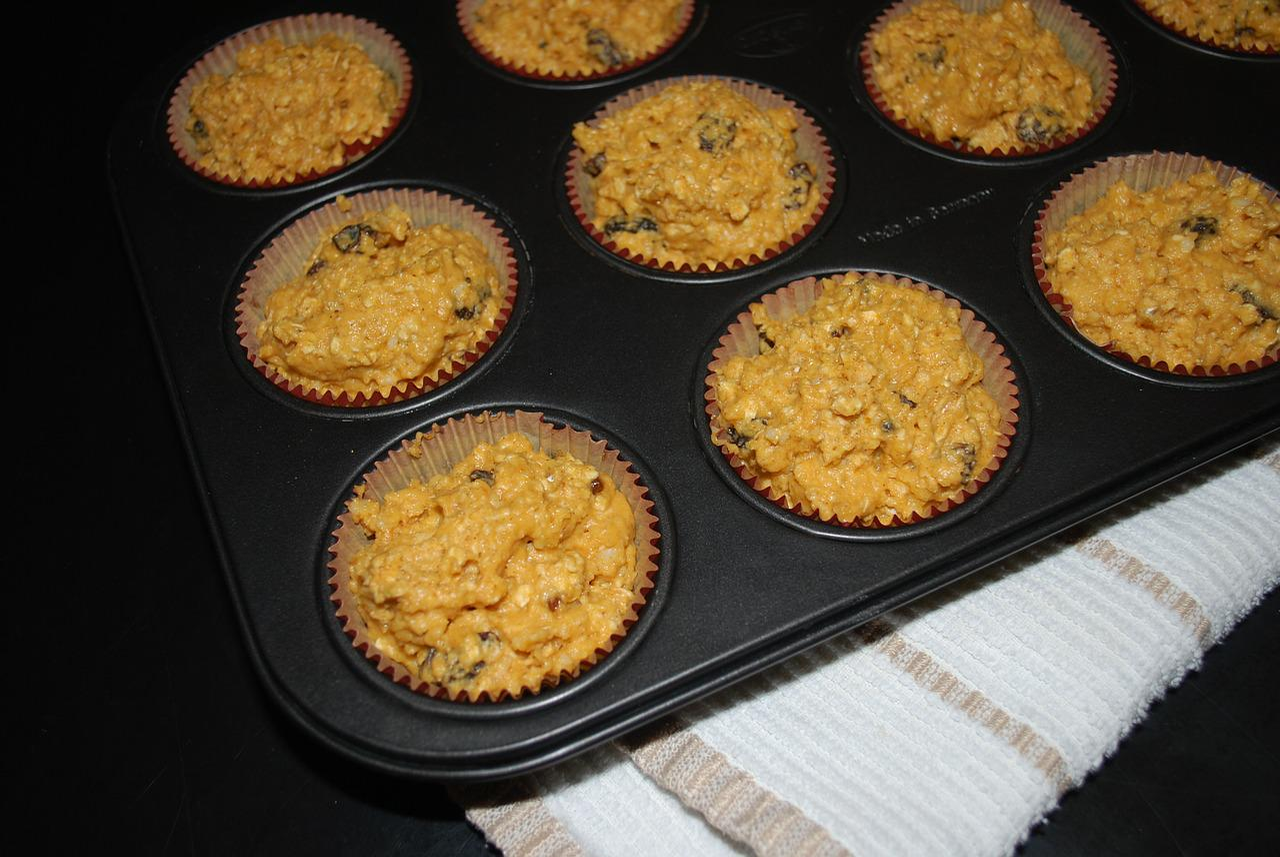 Flax Muffins Simplify Life with ADD/ADHD