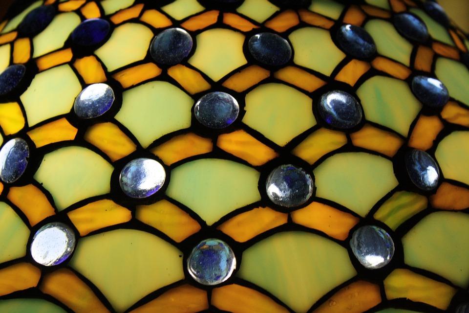 Lampenschirm Tiffany Bunt Kostenloses Foto Auf Pixabay