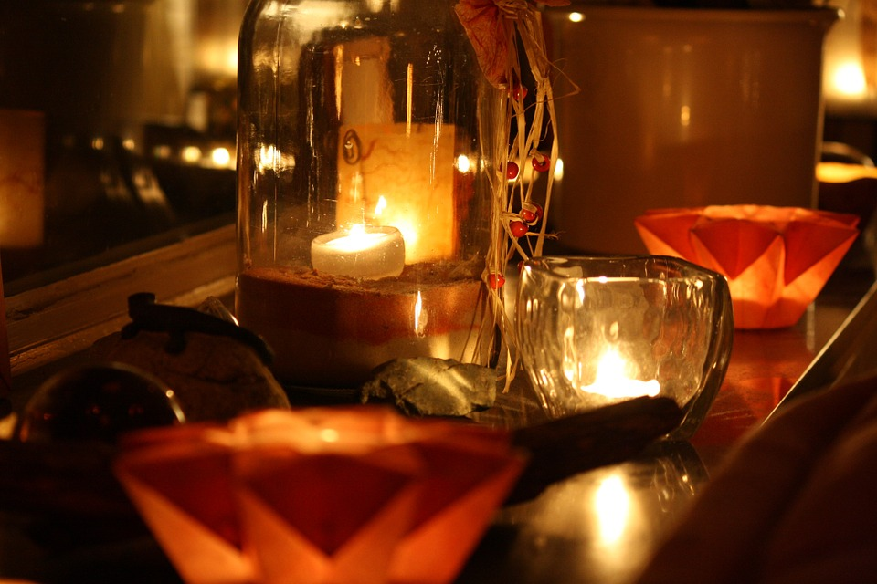Free Photo Lights Candles Advent Image On
