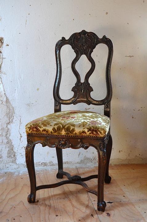 Stuhl Barock Mobel Kostenloses Foto Auf Pixabay