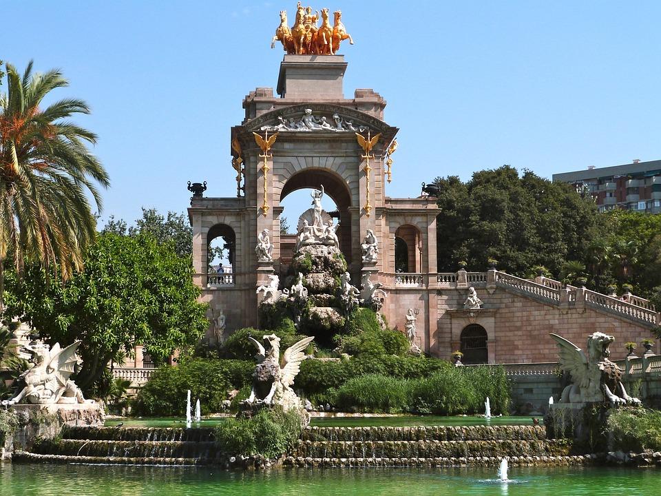 פארק המצודה ברצלונה
