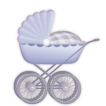 Stroller, Infant, Birth, Baby Bed