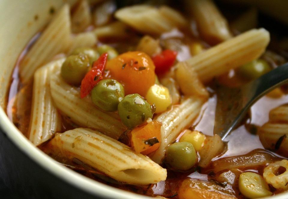 Noodle Soup Vegetable Soup Soup Noodle Pasta