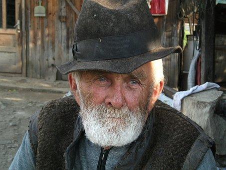 Bauer, Landwirt, Landwirt-Rumänien