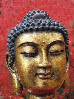 Siddhartha Gautama, Buddha, Head