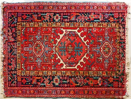 Carpet Persians Red Retired Persian Rug Or