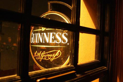 Pub, Guinness, Brewery, Teaches