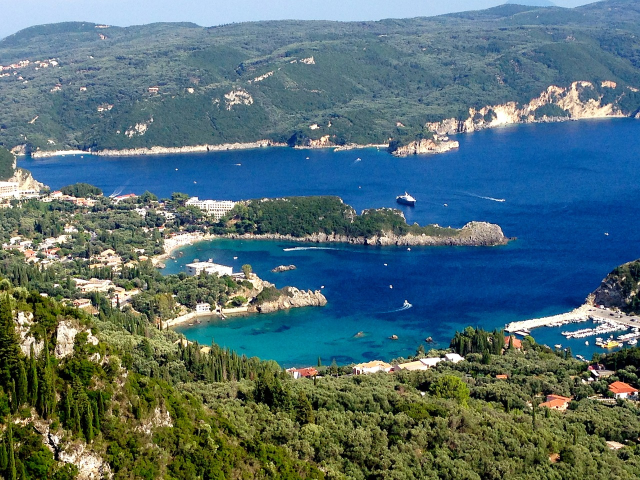 Острова греции картинка