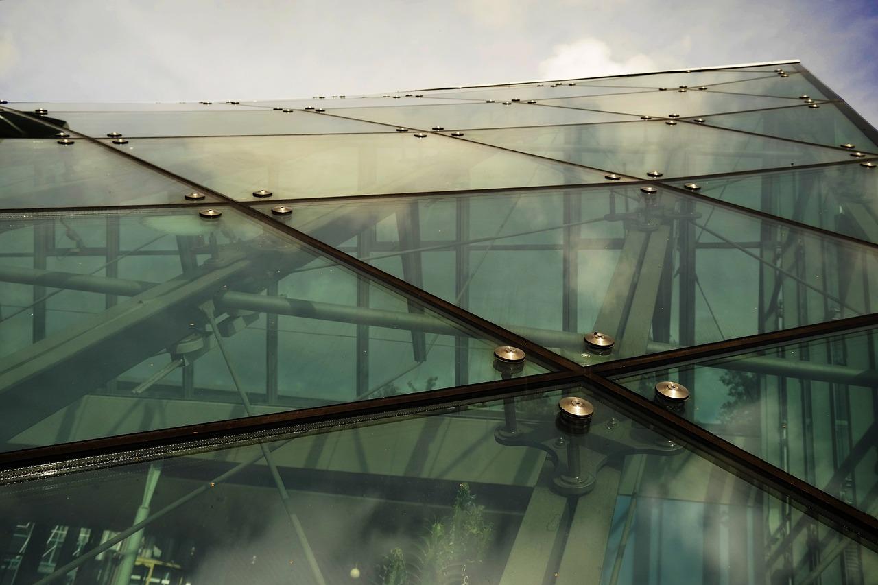 Крыша стеклянная в картинках