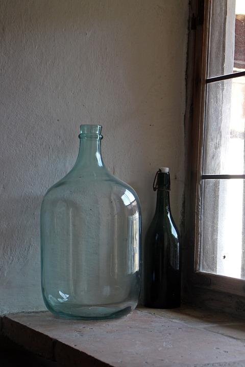 Flasche Glasflasche Gross Kostenloses Foto Auf Pixabay