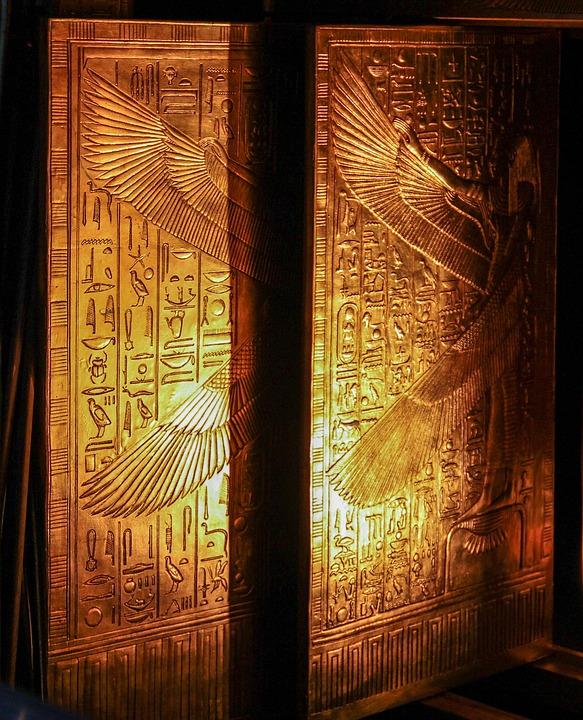 Tutankhamen Tutankhaten Tutankhamon Tutankhamun Tutankhamoun ...