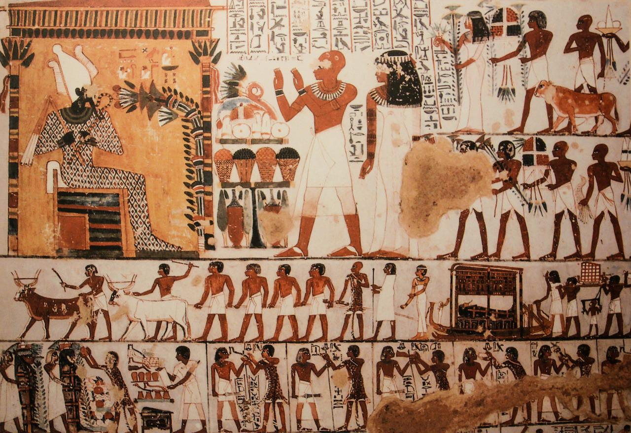 an overview of the life of tutankhamen an ancient egyptian pharaoh Anthony holmes provides a summary of the life of the egyptian boy king, tutankhamun, discovered in november 1922 by british archaeologist, howard carter.
