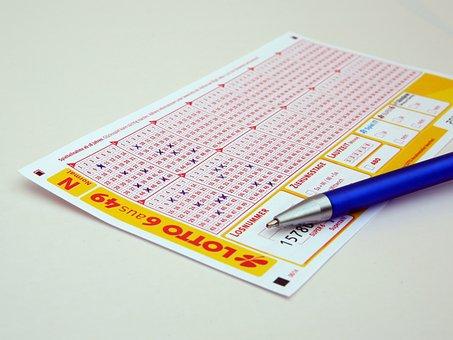 Lotto, Bilhete De Loteria, Bill, Lucro