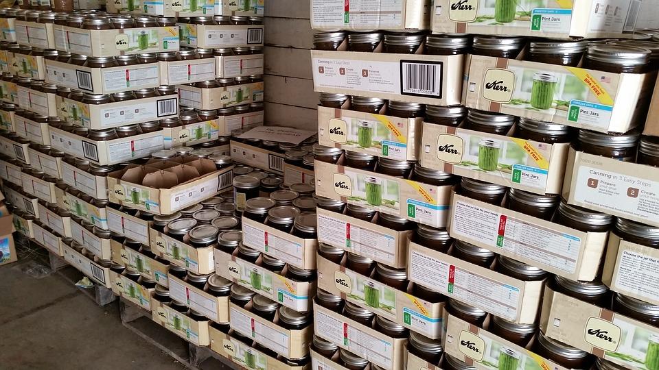 Restaurant Food Supply Warehouse